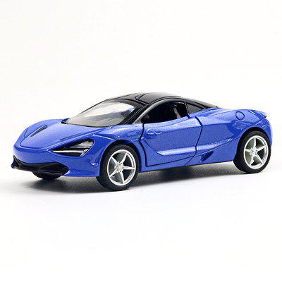 Alloy Sports Car Model