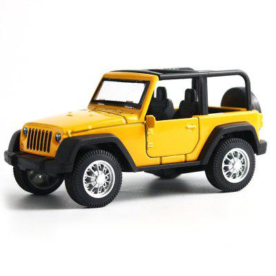 1/36 Alloy Simulation Off-road Model Toy