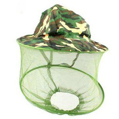 Outdoor Camouflage Shawl Cap