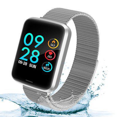 Alfawise H19 RFID Αθλητισμός Smartwatch Fitness Tracker