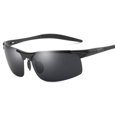 Outdoor Aluminum Magnesium Polarized Sunglasses