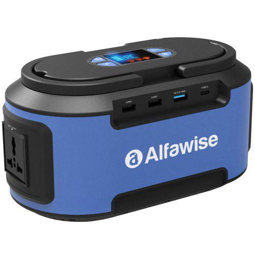 20190312163201 88515 - Alfawise S420 220Wh Portable Power Station Battery Generator