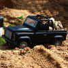 1/36 Alloy Simulation Off-road Model Toy - GIALLO