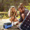 Alfawise S420 220Wh Portable Electricity Power Station Battery Generator - BLUE