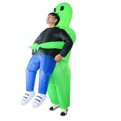 Alien ET Inflatable Funny Props Suit