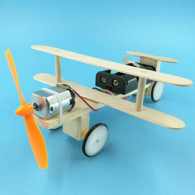 Electric Sliding Aircraft Small Production DIY Model