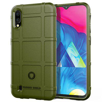 LEEHUR All-inclusive Shield TPU Case Protection Cover for Samsung Galaxy M10