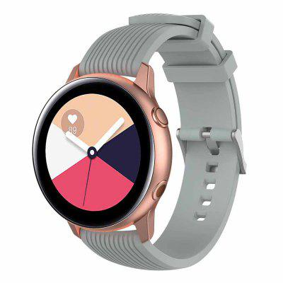Straight Stripe Watch Curea pentru Samsung Galaxy Watch Active 20MM