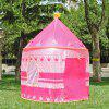 Girls Baby Tent Castle Play House Kids Furniture Toys Pool for Children - PINK