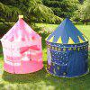 Girls Baby Tent Castle Play House Kids Furniture Toys Pool for Children - BLUE