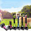 Dog Poop Scoop Picker Pet Waste Long Handle Scooper - BLACK