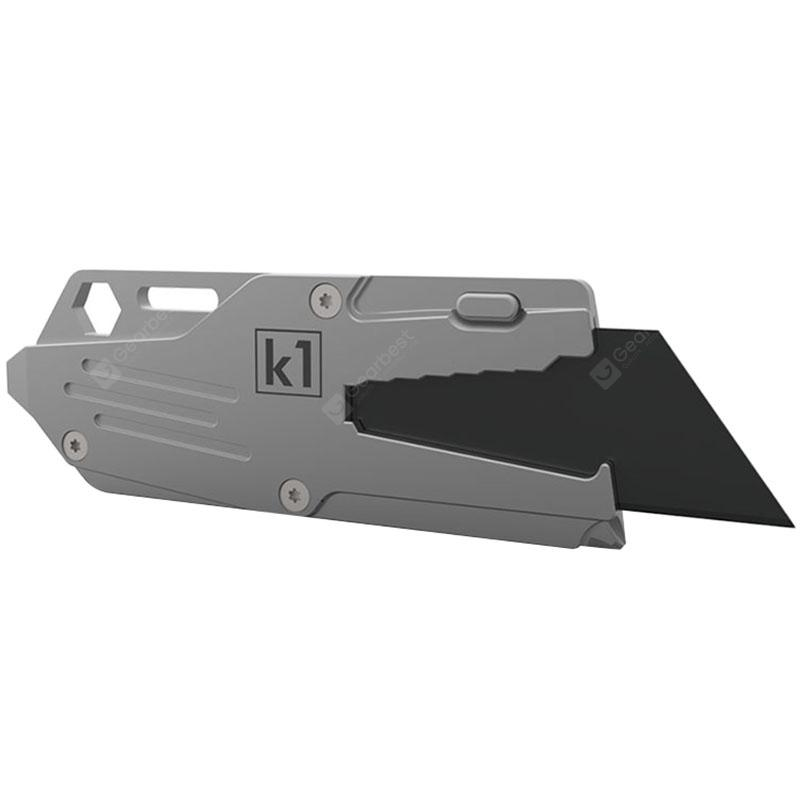 Gocomma K1 Multi-function EDC Tool - Gray Cloud