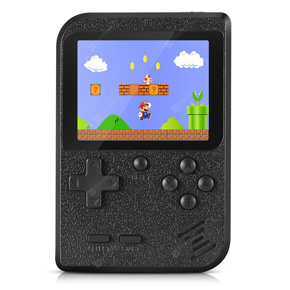Bild av Gocomma Built-in 400 Classic Games Handheld Game Console