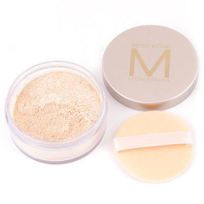 Miss ROSE 7003 - 031I Control Oil Sunscreen Brighten Powder Maquillaje