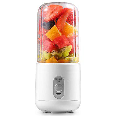 Mini Portable USB Rechargeable Juicer Blender with 6 Blades
