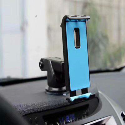 Car Center Console Telescopic Phone Bracket