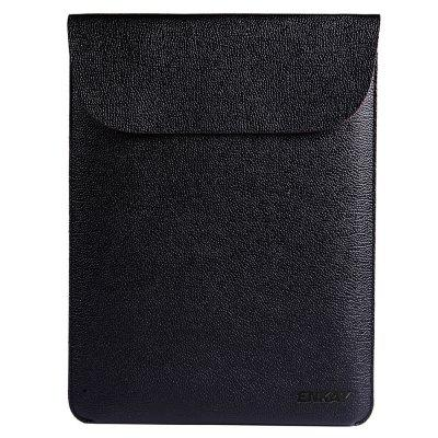 ENKAY 15 pollici PU Verticale Custodia per Notebook iPhone MacBook Pro