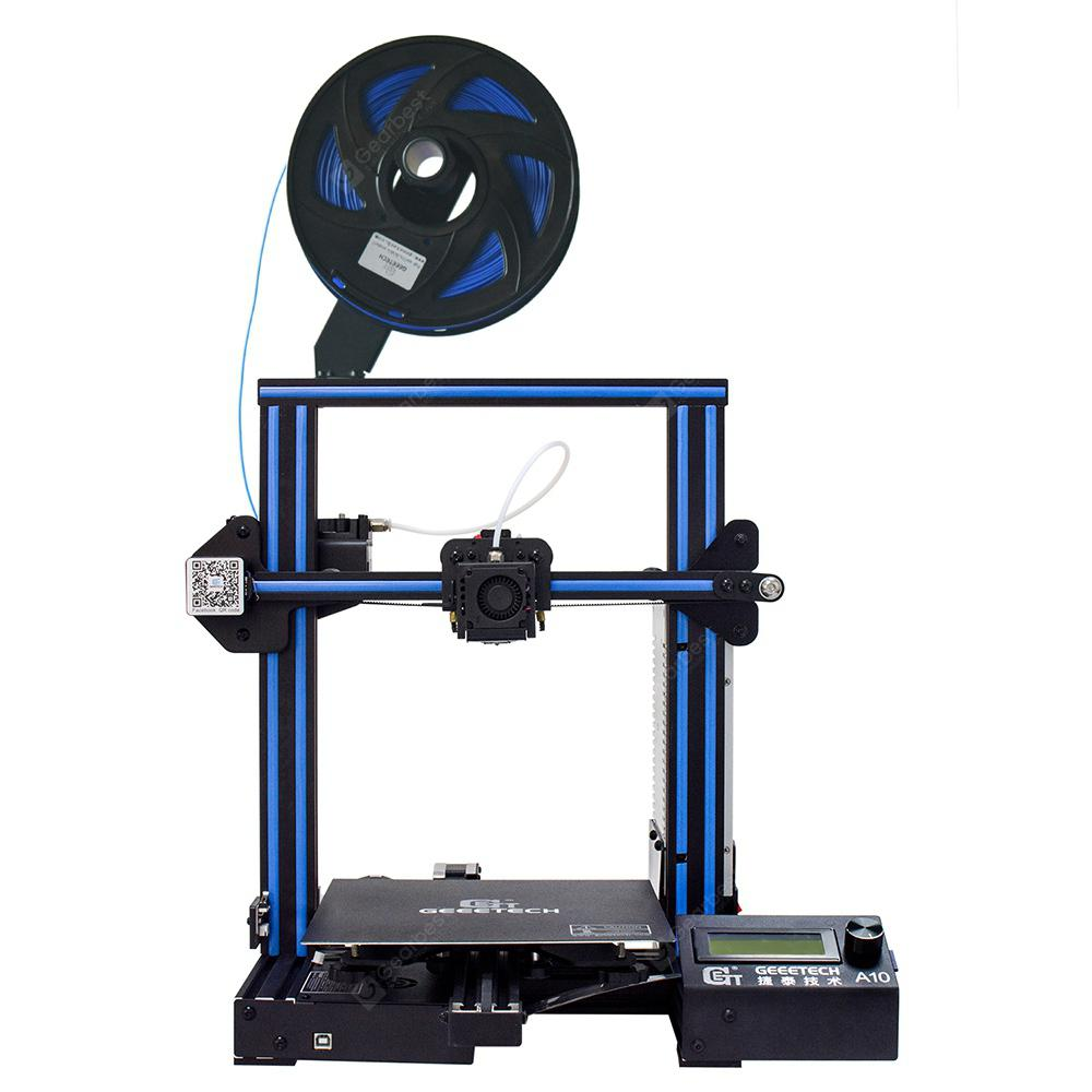 Geeetech A10 Upgrade 220*220*260mm Quick-assembly 3D printer