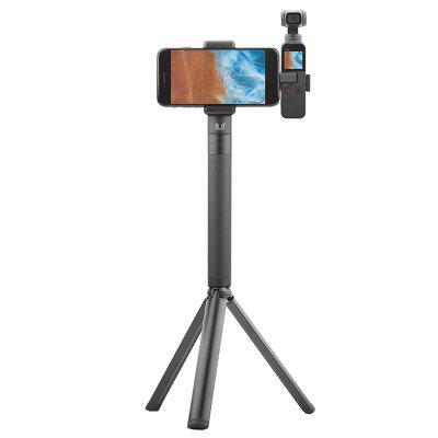 Gimbal Mobile Phone Holder + Tripod + Extension Rod for OSMO Pocket