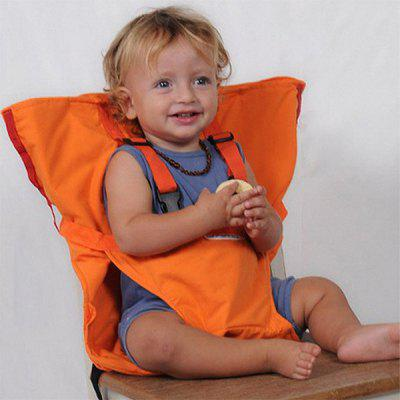 Gocomma Portable Folding Baby Dining Chair Protective Bag