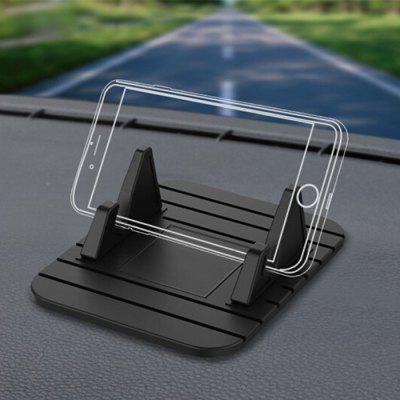 Silicone Car Phone Holder Bracket