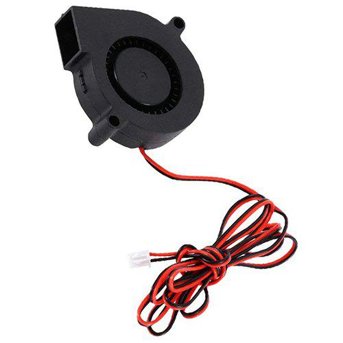 5015 Ultra-Quiet Turbo Small Blower Cooling Fan