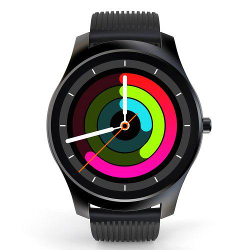 Alfawise cy16 Bluetooth 4.0 Smart Watch Heart Rate Blood Pressure Functions