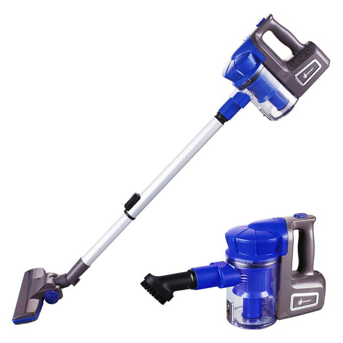 gocomma LD - 627 Handheld Electric Vacuum Cleaner - Cobalt Blue 4