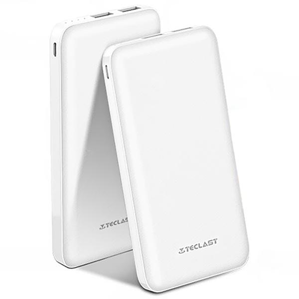 TECLAST T00K Charging Power Bank - White