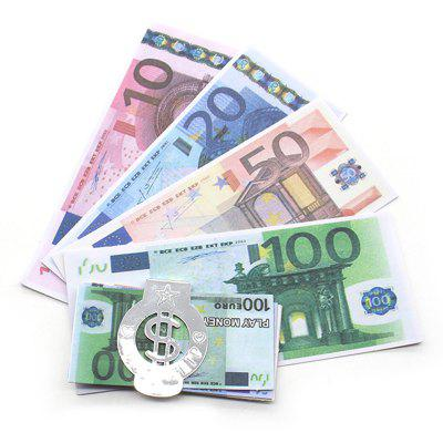 Euro Banknote Toy for Kids