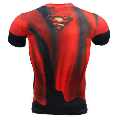 High-elastic Tight-fitting Wicking Quick-drying Shirt
