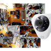 WQ - 002 High Definition Surveillance Camera - WHITE