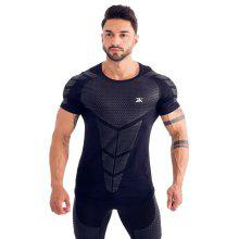 Gearbest T209 Men's Quick Dry Breathable Training T-shirt