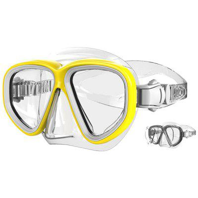 WHALE MK-500 Soft Silicone Diving Mask