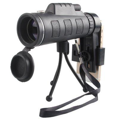 Creative Durable Stable Monocular Phone Photo Telescope