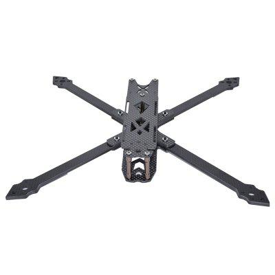 SHARK Long Wheelbase Frame Kit Rack for RC Drone UAV DIY