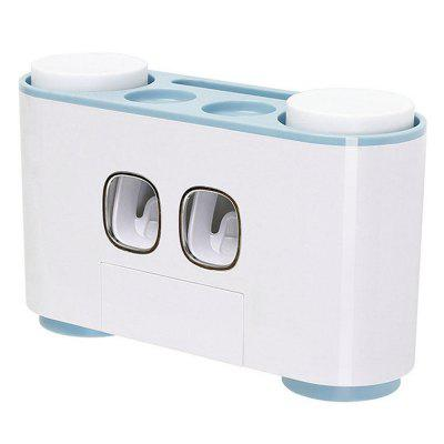 Toothbrush Holder Wash Set Automatic Toothpaste Machine