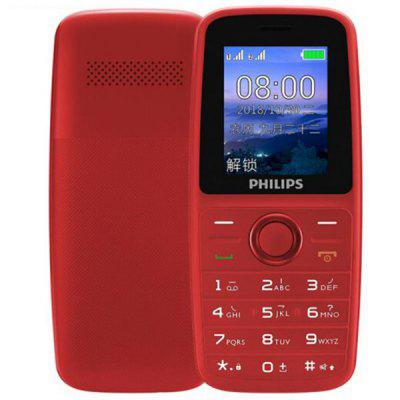 PHILIPS E108 2G Mobile Phone Global Version