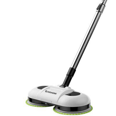 Alfawise F528A Wet And Dry Rechargeable Mopping Robot for Cleaning Hardwood Floors  Image