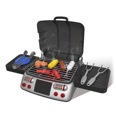 6033 Electric Grill Children's BBQ Game Set