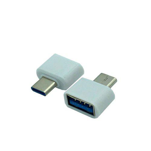Chic USB-C Type C Male to USB 3.0 Female OTG Data Sync Adapter for Phone Macbook