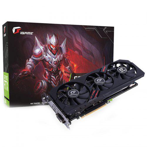 Colorful iGame GeForce GTX 1660 Ultra 6GB NVIDIA Gaming Graphics Card
