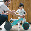 700Kids Child Deformable Balance Car Tricycle - MACAW BLUE GREEN