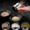 304 Stainless Steel Glass Bottle Grinder - SILVER