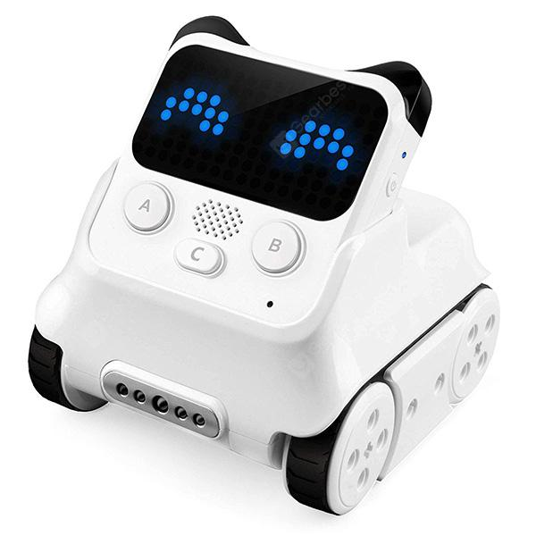 Makeblock Codey Rocky Programmable Robot - White