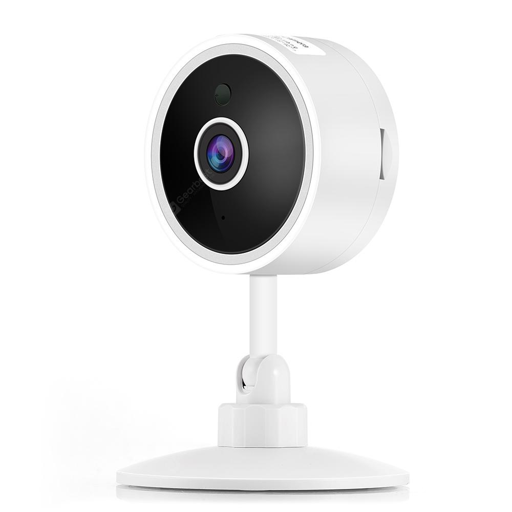 Gocomma X2 Caméra IP Intelligente HD 1080P - Blanc