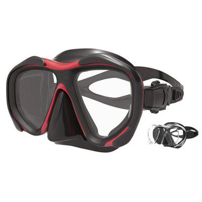 WHALE MK - 2600 Adult Portable Diving Mask