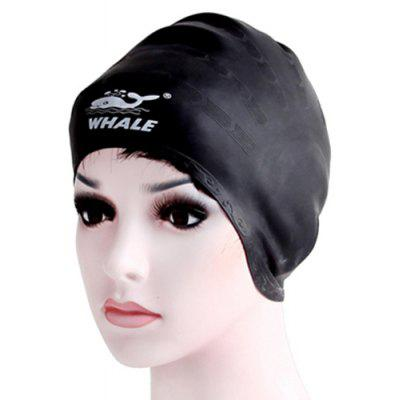 WHALE CAP - 1100 Ear Protection Swimming Cap for Adult