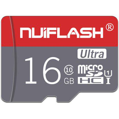 Nuiflash TF / Micro SD Memory Card with Holder