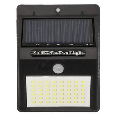 Fangtexi S005 48LED 9.6W Solar Infrared Sensor Wall Light